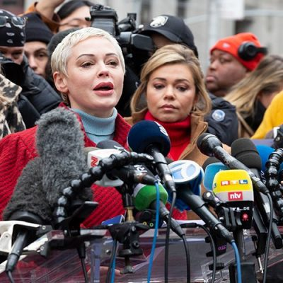 Rose McGowan: Democrats 'Are in a Deep Cult'
