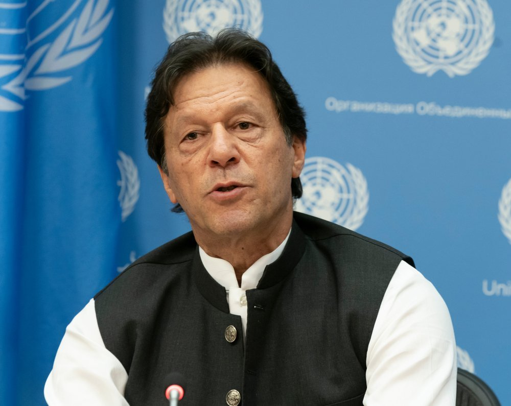 West must 'penalize' anti-Muslim hate just like it outlawed Holocaust denial, Pakistani PM Khan says amid anti-French riots – Dealing with your own religious hatred would be the best place to start, mate