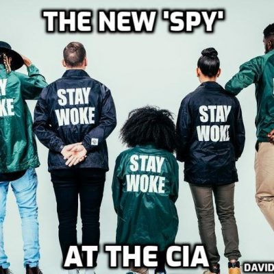 The new CIA - The Cisgender Intersectional Agency