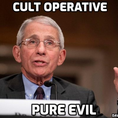 Fauci's GENOCIDE: How psychopath Fauci mass murdered Americans with the deadly drug Remdesivir to create the illusion of 'Covid' deaths