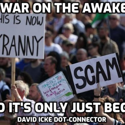 War On The Awake - And It's Only Just Begun - David Icke Dot-Connector Videocast