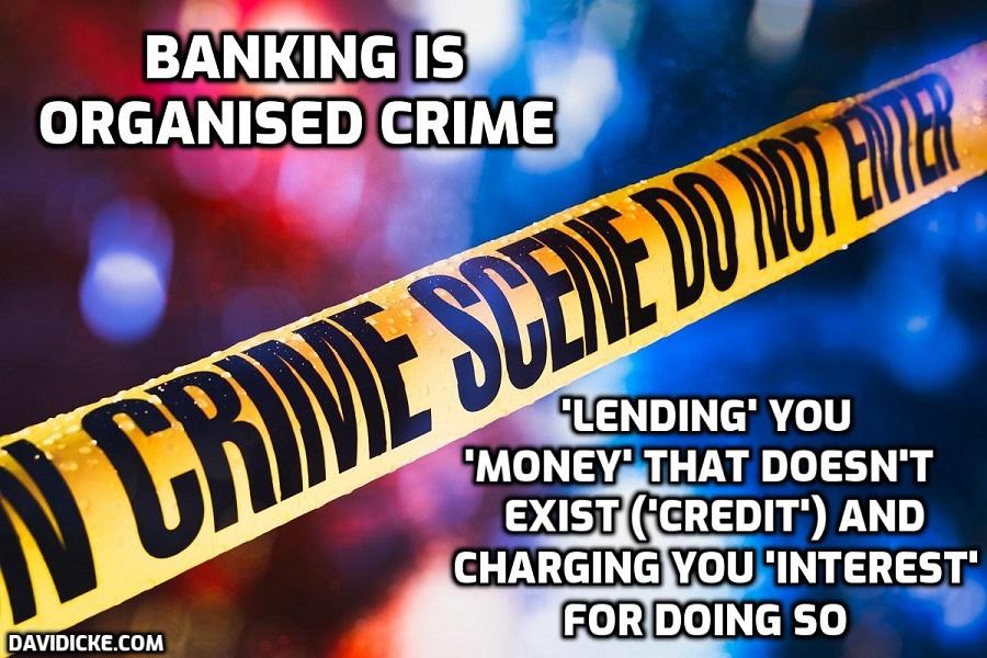 Who Controls The Money? - David Icke
