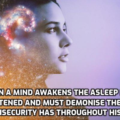 Message to the Awake ...