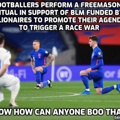 'Mixing politics and football had disastrous consequences': MP compares England team taking the knee to national side's infamous Nazi salute in 1938 - as Laurence Fox blasts 'millionaire woke babies protesting inequality on £200,000-a-week'