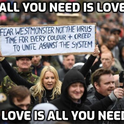 Love on the streets of London this Saturday - JOIN US
