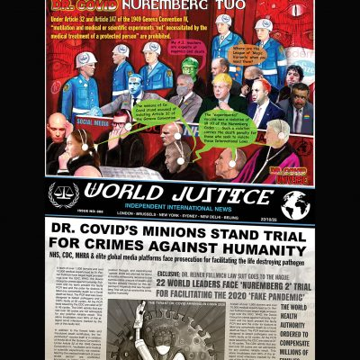 Neil Hague: In the dock for Nuremberg 2
