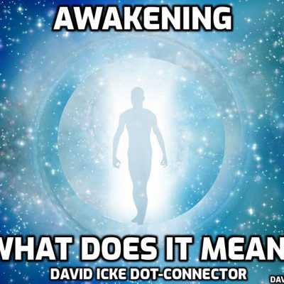 Awakening - What Does It Mean? - David Icke Dot-Connector Videocast