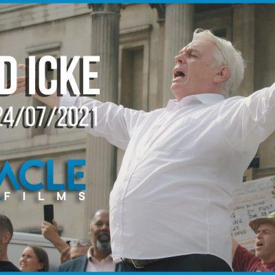David Icke Speech At London Freedom Rally - You'll Never Walk Alone