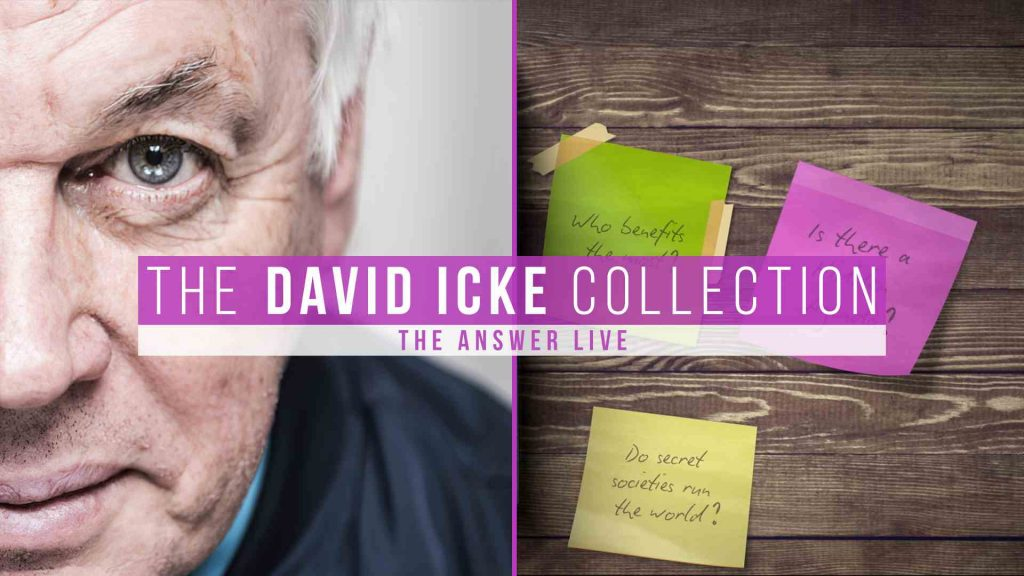 David Icke - The Answer Live - September 2020 - Dot Connector Videocast