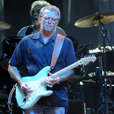 Eric Clapton Won't Perform at Venues Requiring Proof of COVID Vax; Experienced Severe Side Effects from AstraZeneca Jab