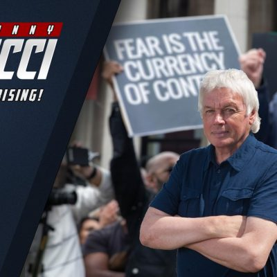 Compromise Is Consent - David Icke Speaks To Johnny Cirucci
