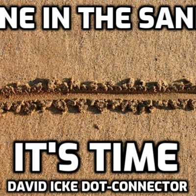 Line In The Sand - It's Time - The David Icke Dot-Connector Videocast