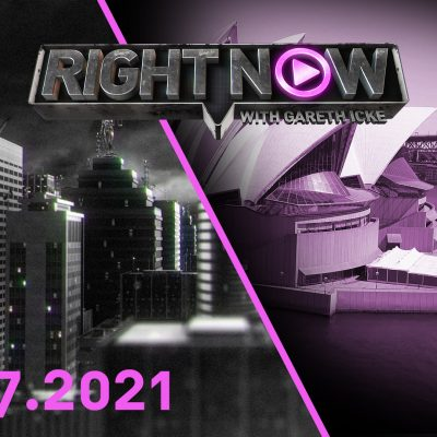 'Right Now' - Gareth Icke Talks To A Range Of Guests Including Whistleblowers & Doctors - Watch the full show at Ickonic.com