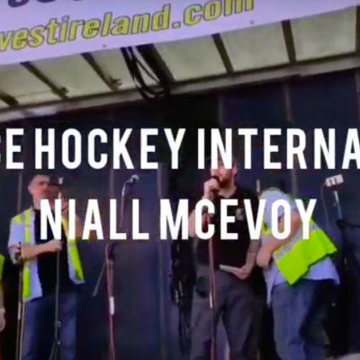 International Ice Hockey Player Niall McEvoy, Talks About Why He Can No Longer Represent His Nation