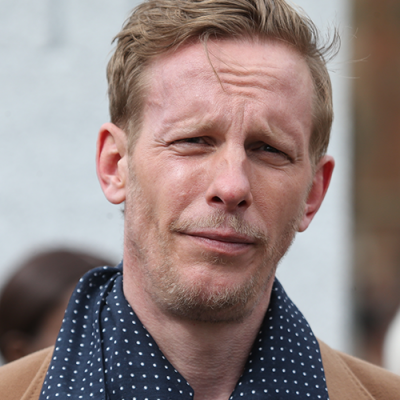 Laurence Fox Vows to Identify as 'Trans Vegan' Following Revelation Plant Eaters Could Avoid Mandatory 'Vaccine'