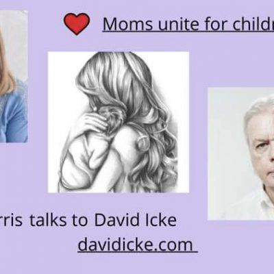 Moms Unite For Freedom Talk To David Icke