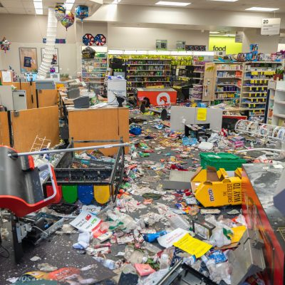Only Store Not Looted in South African Shopping Mall is the Book Shop