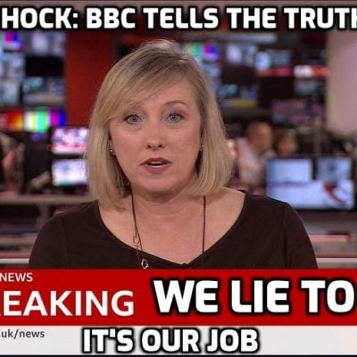 The BBC Are A Disgrace