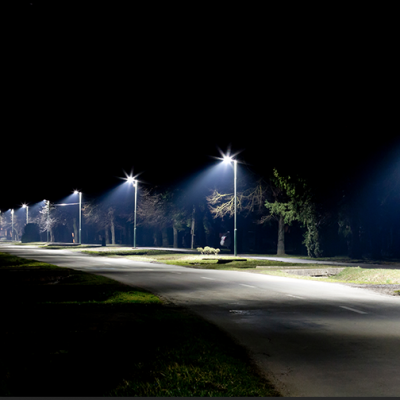 Eco-friendly LED bulbs used in streetlamps along motorways produce more light pollution and kill off insects, study shows
