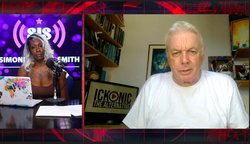 More tyrannical cult measures, are you ready for round two? David Icke on Simone Jennifer Smith