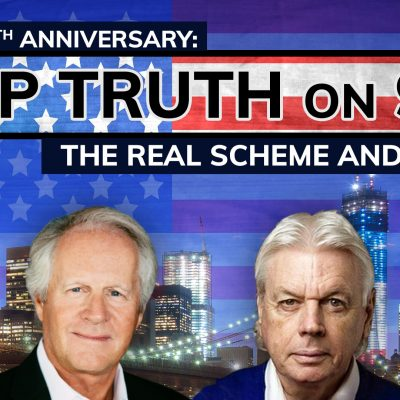Deep Truth on 9/11 - the Real Scheme and Science - David Icke joins Foster Gamble on the Freedom Portal