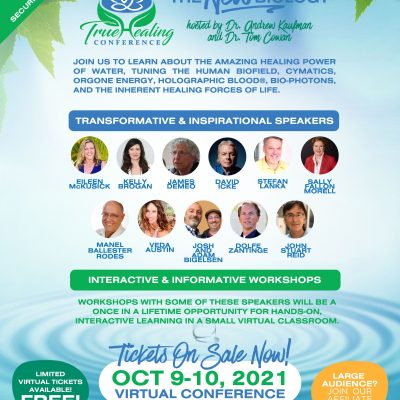 True Healing Conference - October 9 & 10th 2021