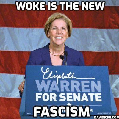 Fascist fake 'liberal' Elizabeth Warren demands Amazon stop selling books that question 'Covid' narrative'