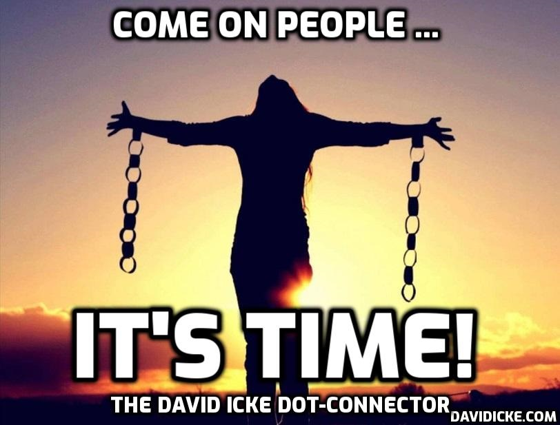 Come On People - It's Time - The David Icke Dot-Connector Videocast