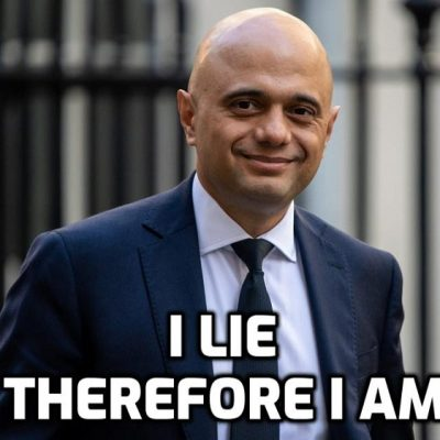 Cult-owned Sajid Javid Wants to Introduce Legislation to Force All NHS Staff to Get Fake Vaccinated against 'Covid' As Soon as Possible