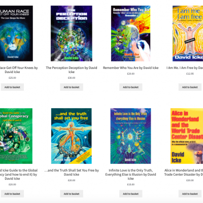 Print On Demand Books (Excludes North America)