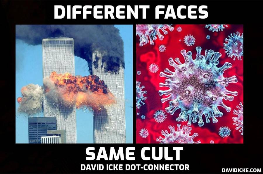 Different Faces, Same Cult - The David Icke Dot-Connector Videocast