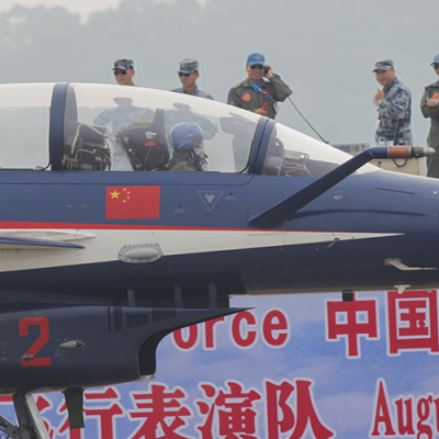 Chinese planes enter Taiwan's air-defense zone just one day after Taipei announced extra $9bn to beef up its military