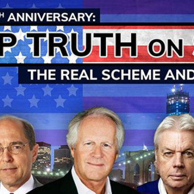 David Icke: Deep Truth on 9/11 — Free Online Event Today