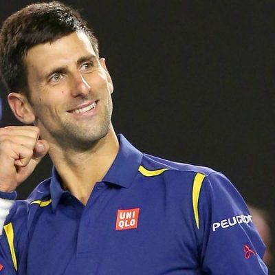 Novak Djokovic's success story
