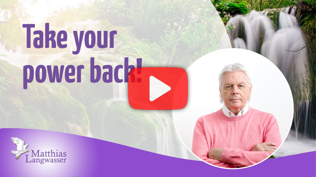Take Your Power Back - David Icke