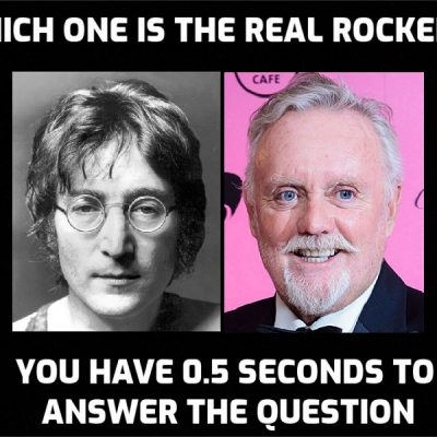 Clueless Queen star Roger Taylor criticises anti-vaxxers as 'pathetic' - remember when 'rock stars' were 'anti-system' and questioned authority? My god, you must be as old as me