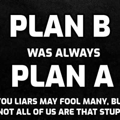 Enforce 'Plan B' 'Covid' restrictions immediately or UK risks 'stumbling into winter crisis', PM warned. He doesn't have to be 'warned' - he's known that was the plan all along. They are just manufacturing the excuses now