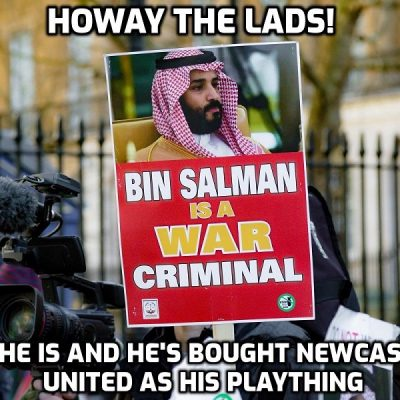 'Threat to the planet'? Exiled Saudi spymaster claims Mohammed bin Salman is 'KILLER, PSYCHOPATH' in explosive interview - No, no, Newcastle United think very highly of him