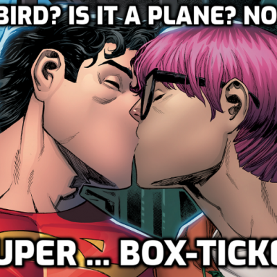 DC Comics reveals latest Superman as bisexual in new issue combatting the climate 'crisis' and protesting against the deportation of refugees