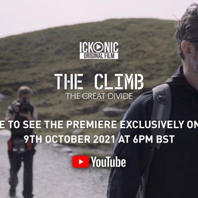 The Climb - premieres 9th October 6pm on the Ickonic YouTube